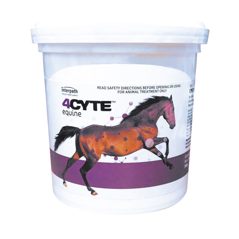 4CYTE Horse Joint Supplement Granules 700g Pail 1