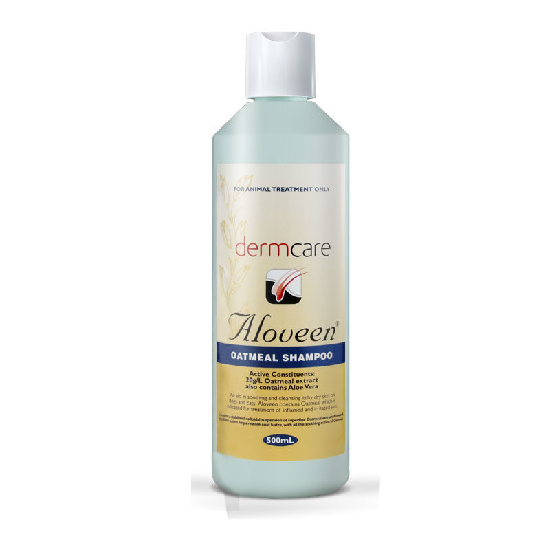 Aloveen Oatmeal Shampoo 500ml 1