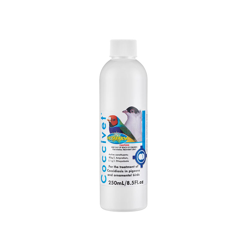 Coccivet Liquid Coccidiosis Treatment 250mL 1
