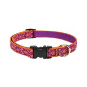 Lupine Alpen Glow Medium Dog Collar 13-22""