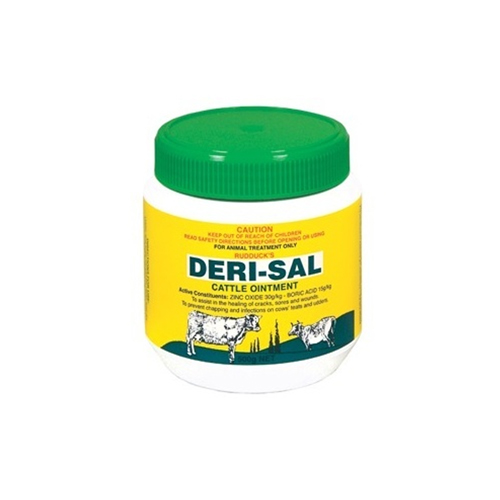 Rudduck's Deri-Sal Catttle Ointment 500g