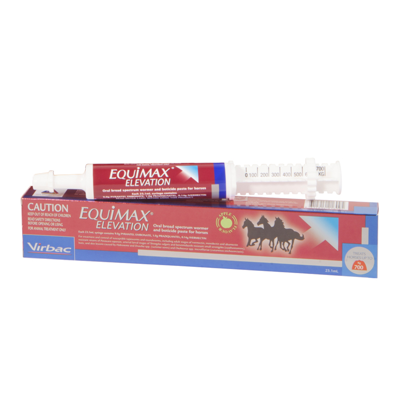 Equimax Elevation Paste 23.1ml Syringe