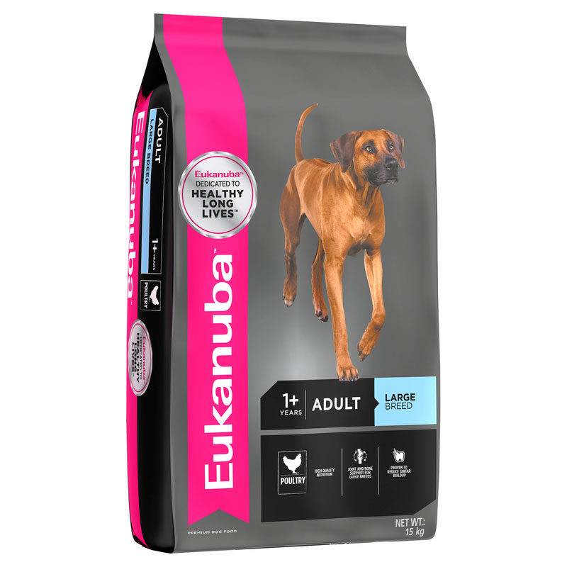 Eukanuba Adult Dog Large Breed 15kg 1