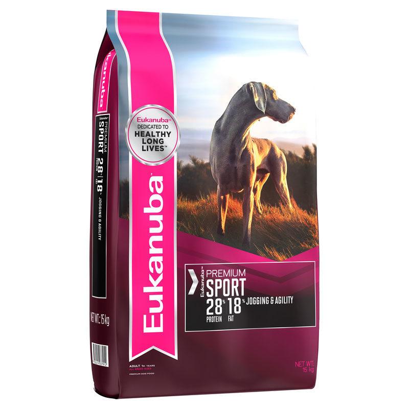 Eukanuba Premium Sport Adult Dog 15kg 1