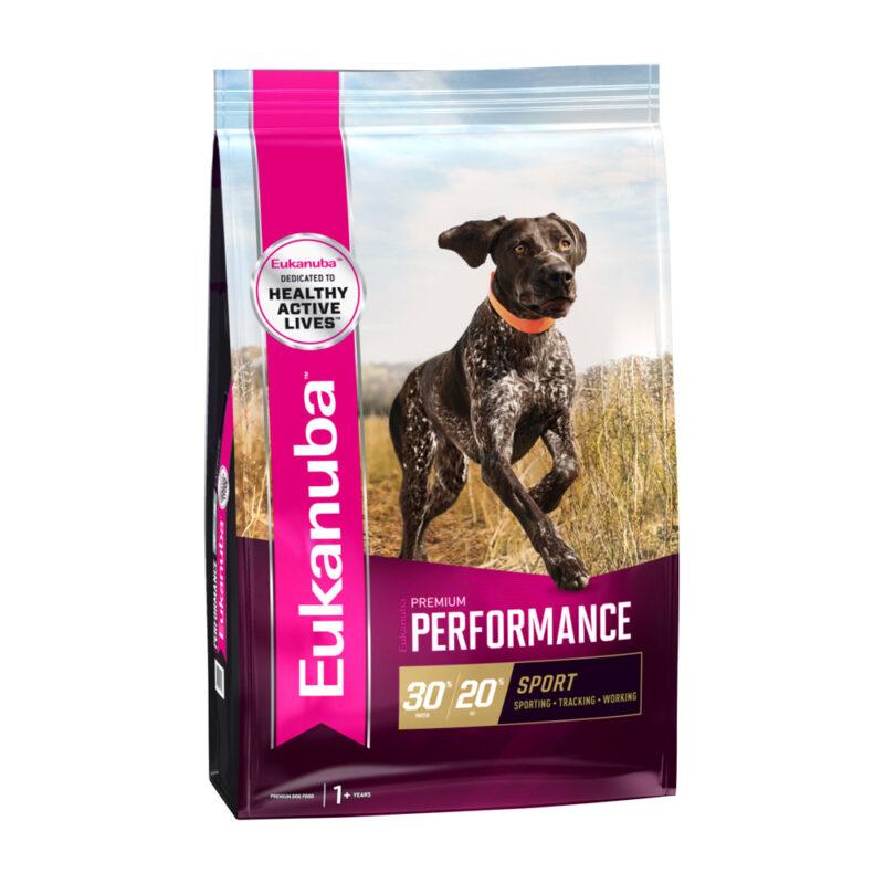 Eukanuba Adult Dog Premium Performance 30/20 SPORT 15kg 1