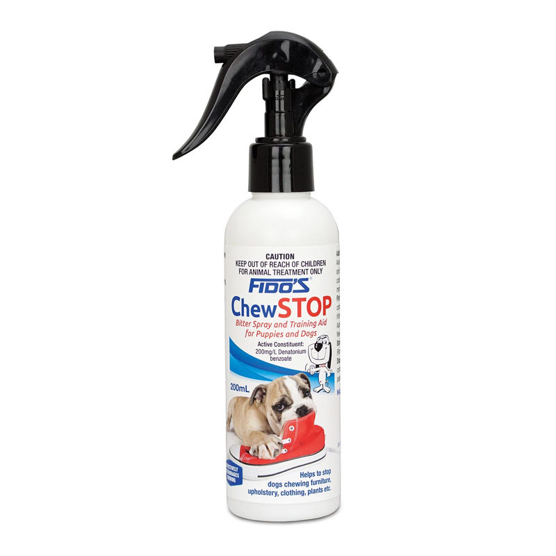 Fido's Chewstop Spray 200ml
