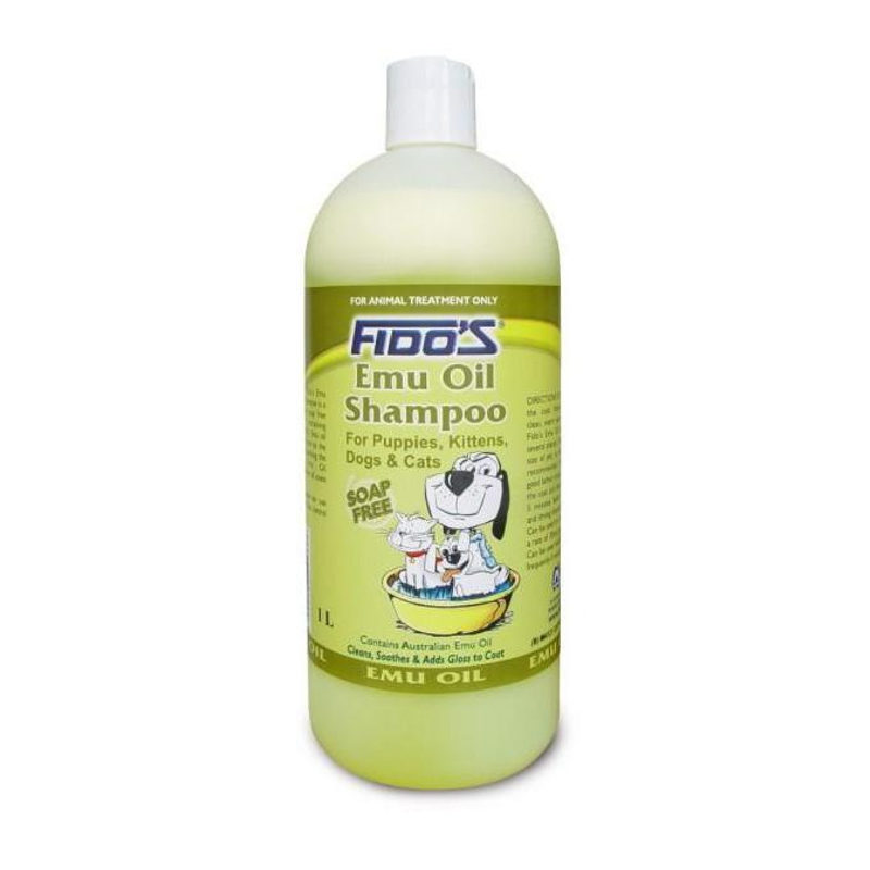 Fido's Emu Oil Shampoo 1L