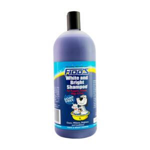 Fido's White and Bright Shampoo 1L