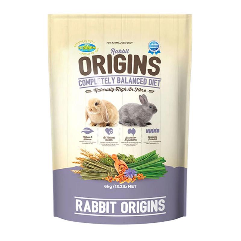 Vetafarm Rabbit Origins Food 6kg