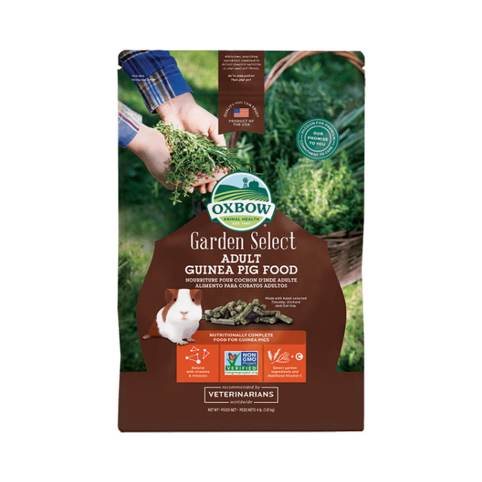 Oxbow Garden Select Adult Guinea Pig Food 1.8kg 1