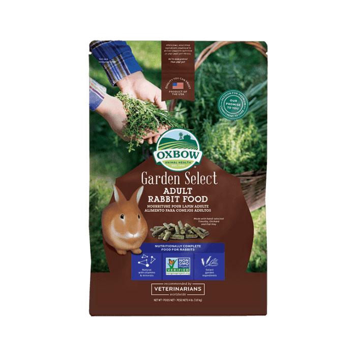 Oxbow Garden Select Adult Rabbit Food 1.8kg 1