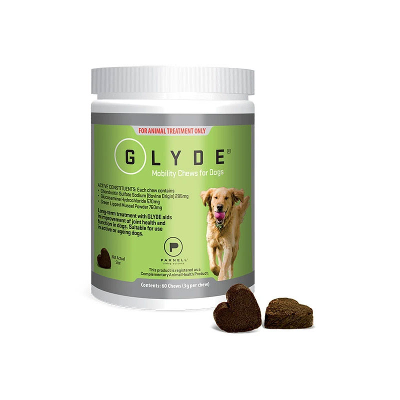 Glyde Mobility Chews for Dogs - 60 Chews 1