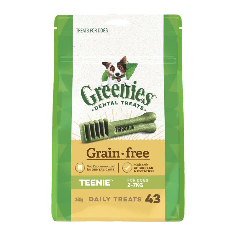 Greenies Grain Free Teenie Dental Treats for Dogs - 43 Pack 1