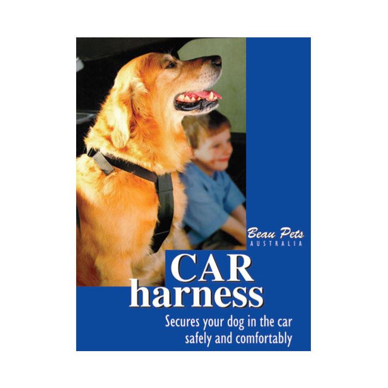 Beau Pets Dog Car Harness Medium