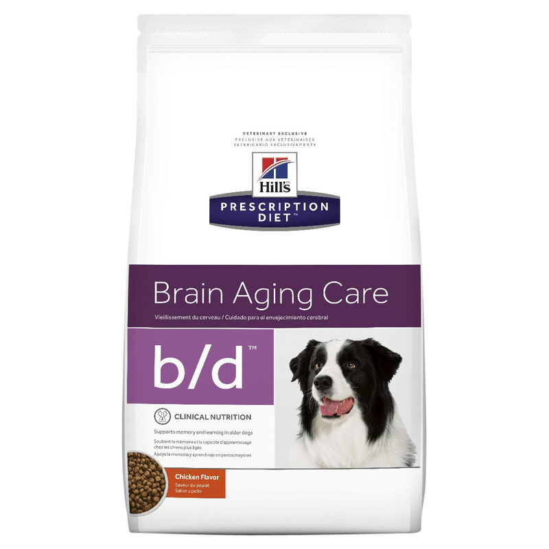Hills Prescription Diet Canine b/d Brain Ageing Care 7.98kg 1