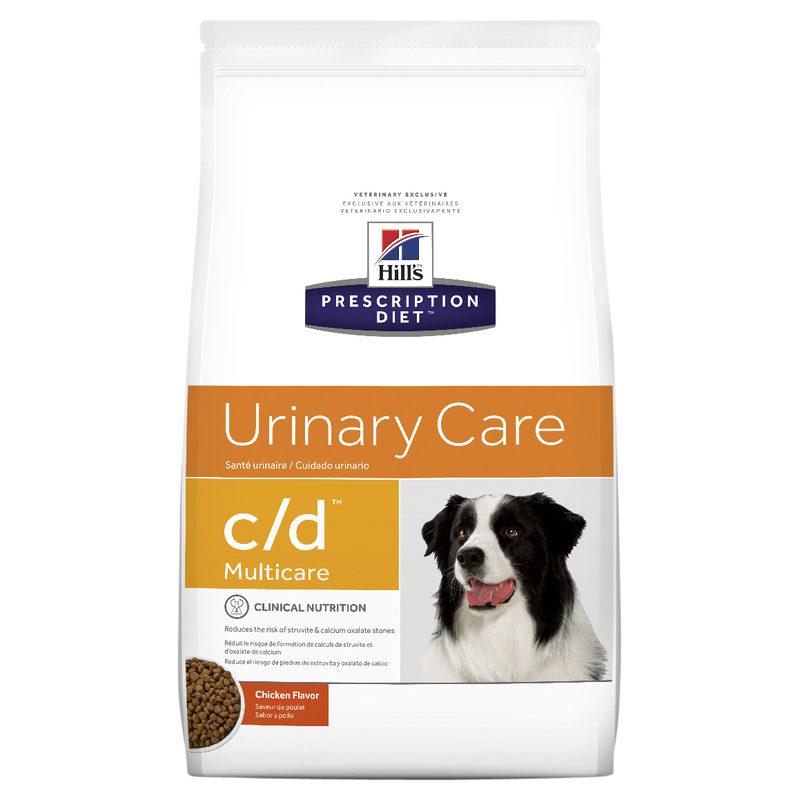 Hills Prescription Diet Canine c/d Urinary Multicare 7.98kg 1
