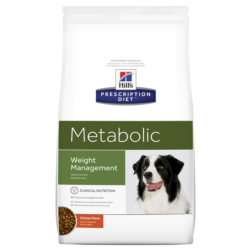 Hills Prescription Diet Canine Metabolic 12.4kg 1