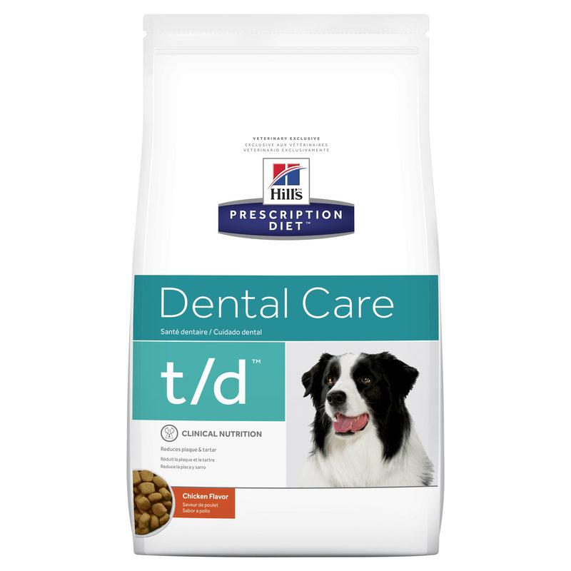 Hills Prescription Diet Canine t/d Dental Care 2.25kg 1