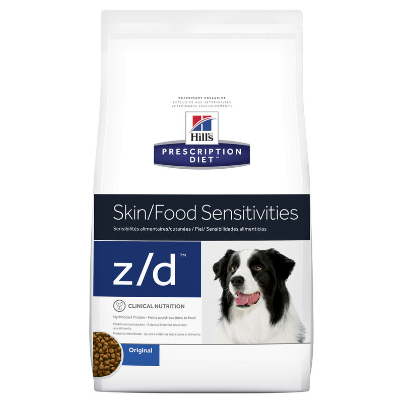 Hills Prescription Diet Canine z/d Skin/Food Sensitivities 7.98kg 1