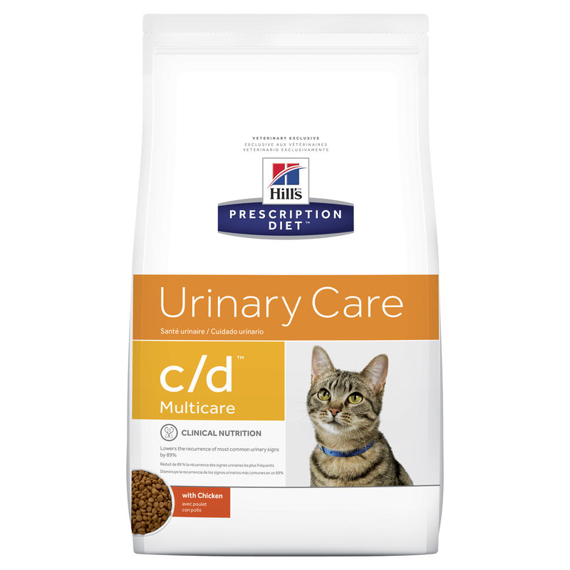 Hills Prescription Diet Feline c/d Urinary Multicare 1.5kg 1
