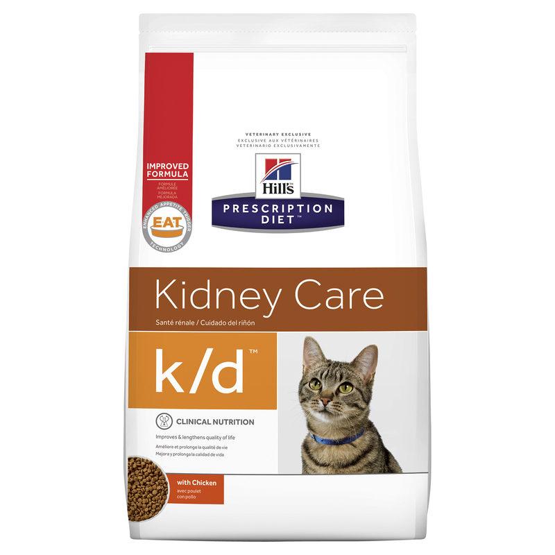 Hills Prescription Diet Feline k/d Kidney Care 1.8kg 1