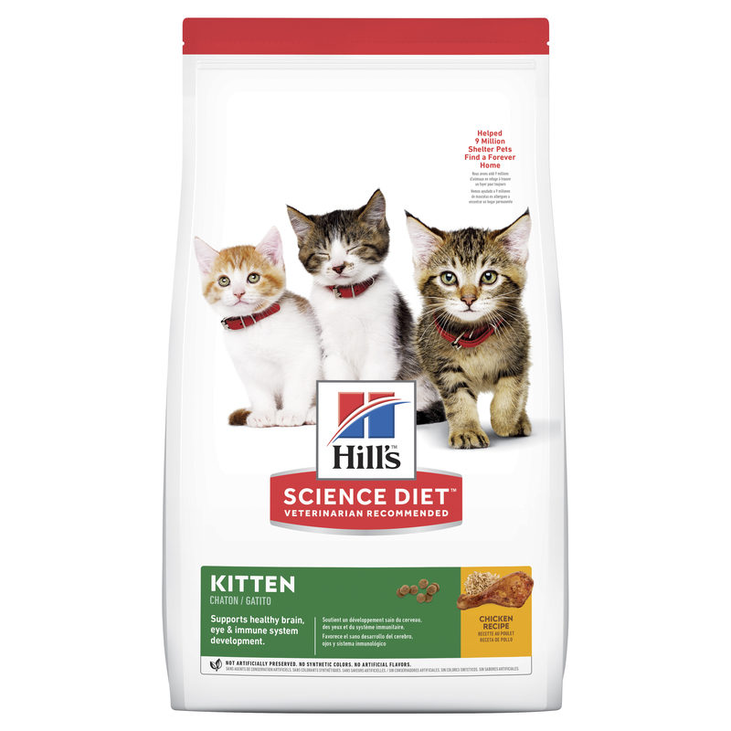 Hills Science Diet Kitten Chicken Recipe 1.58kg 1
