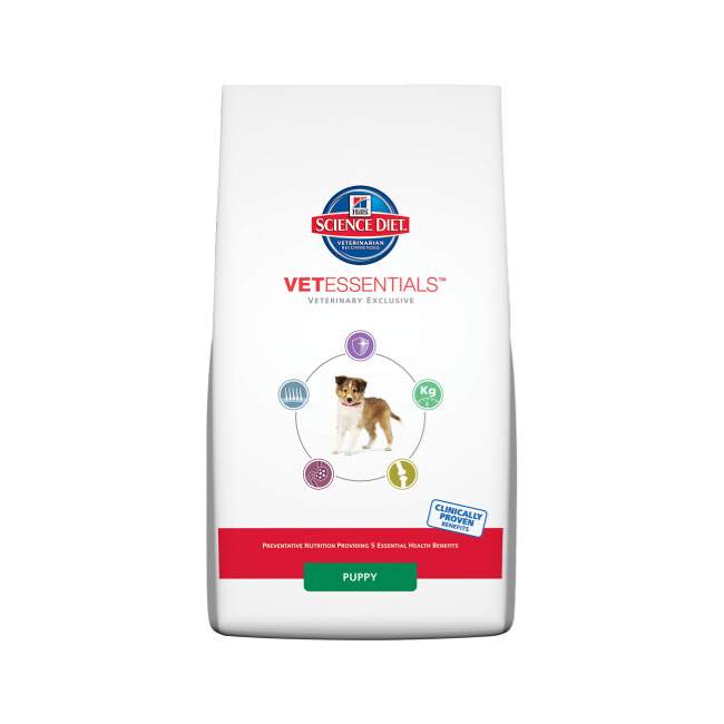 Hills Science Diet Vet Essentials Puppy 2.5kg 1