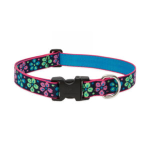 Lupine Flower Power Large Dog Lead 120cm