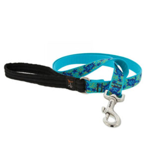 Lupine Turtle Reef Large Dog Lead 120cm