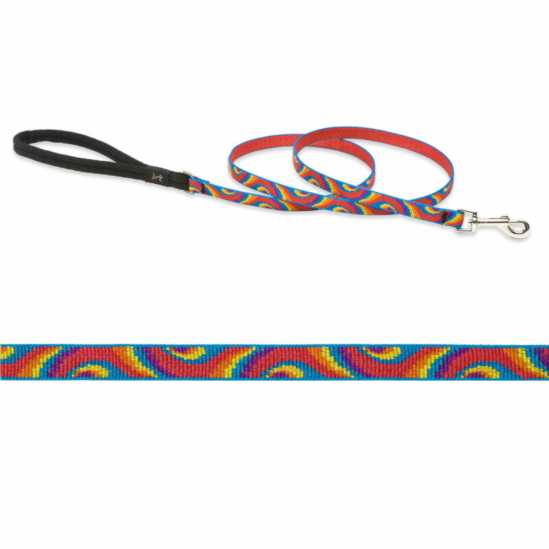 Lupine Lollipop Small Dog & Cat Lead 120cm 1