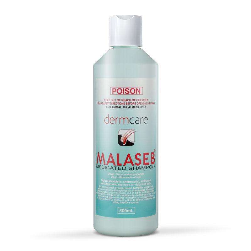 Malaseb Medicated Shampoo 500ml 1