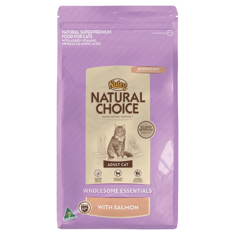 Nutro Wholesome Essentials Adult Cat Salmon 1.5kg 1