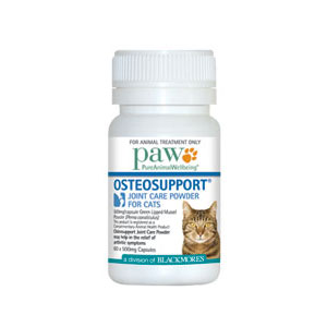 Osteosupport Joint Care Powder for Cats - 60 Capsules 1