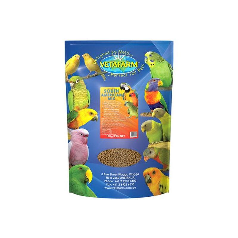 Vetafarm Breeder Parrot Pellets 10kg