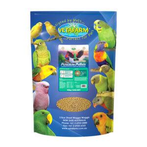 Vetafarm Paradise Pellets for Frugivores 10kg
