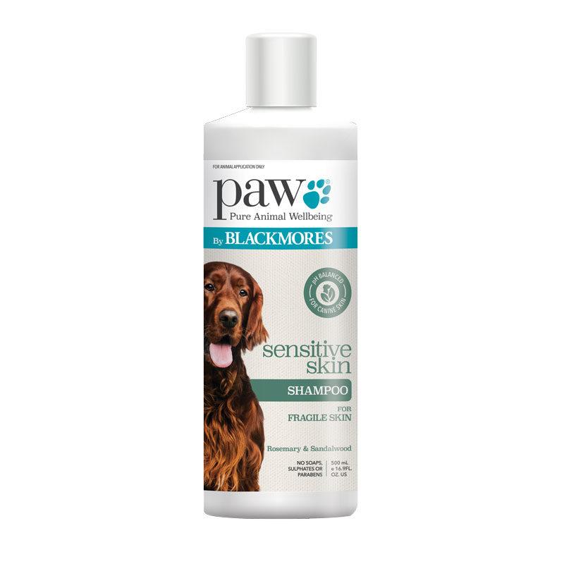 PAW Sensitive Skin Shampoo 500ml 1