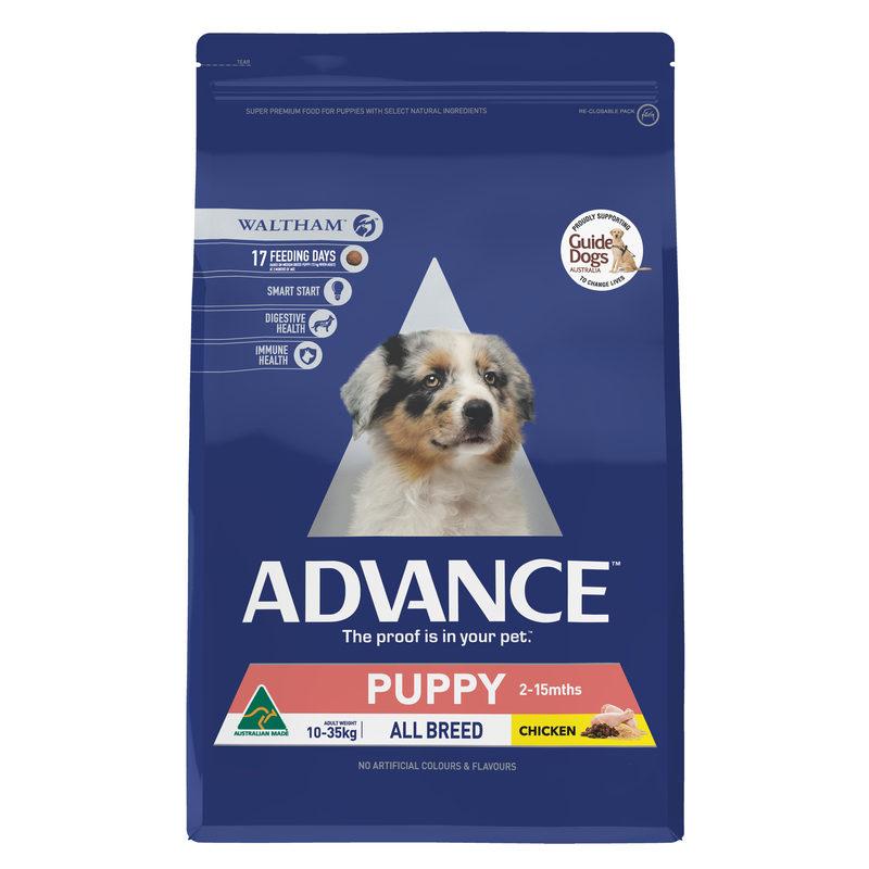 Advance Puppy Plus Growth Chicken 3kg 1