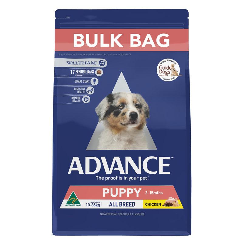 Advance Puppy Plus Growth Chicken 15kg 1