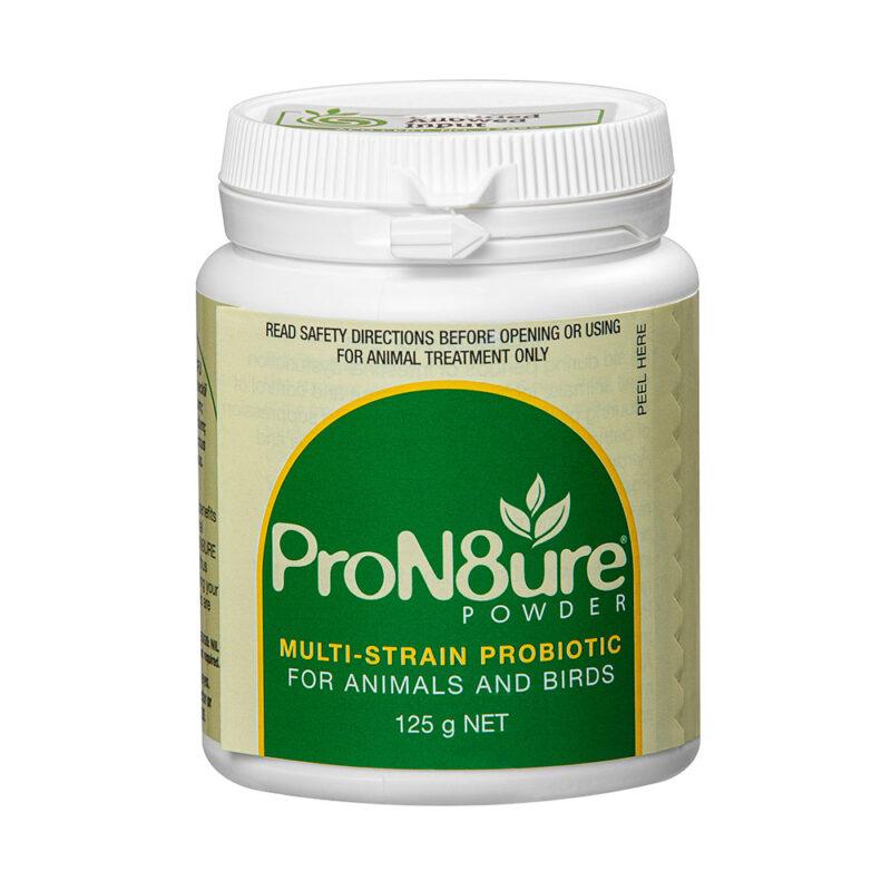 ProN8ure Multi-Strain Probiotic Powder 125g 1