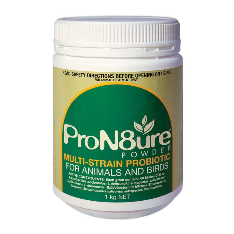 ProN8ure Multi-Strain Probiotic Powder 1kg 1