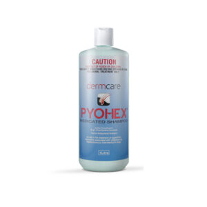 Pyohex Medicated Shampoo 1L