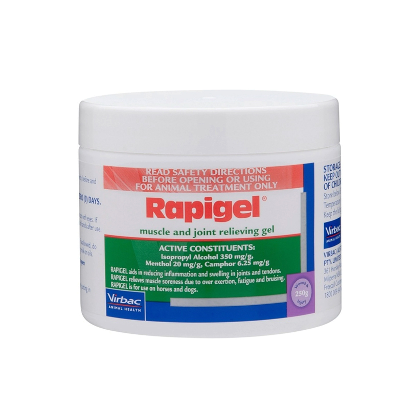 Rapigel Muscle & Joint Relieving Gel 250g