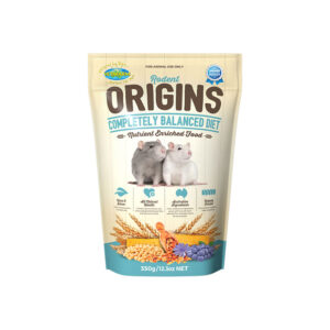 Vetafarm Rodent Origins Rat & Mouse Food 350g