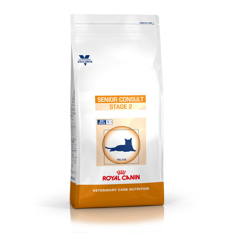 Royal Canin Vet Care Nutrition Feline Senior Consult Stage 2 - 3.5kg 1