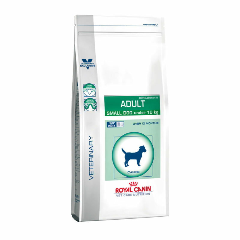 Royal Canin Vet Care Nutrition Adult Small Dog 2kg 1