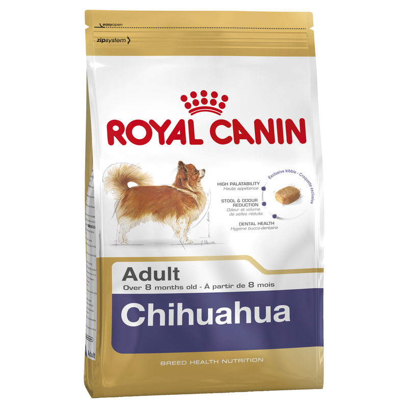 Royal Canin Breed Health Nutrition Chihuahua Adult 1.5kg 1