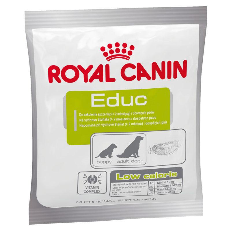 Royal Canin Educ Low Calorie Training Dog Treats 1