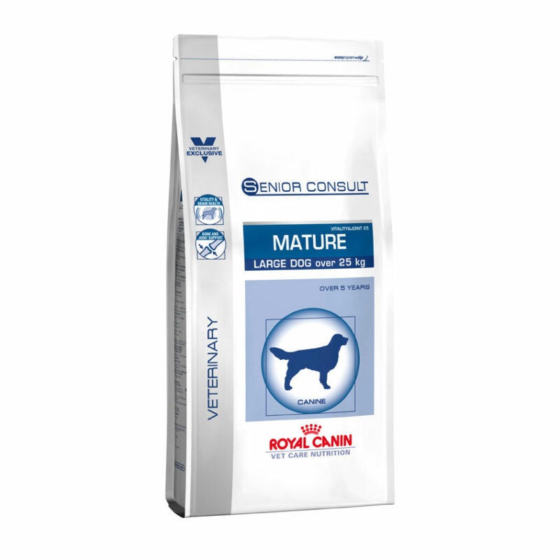 Royal Canin Vet Care Nutrition Senior Consult Mature Large Dog 14kg 1