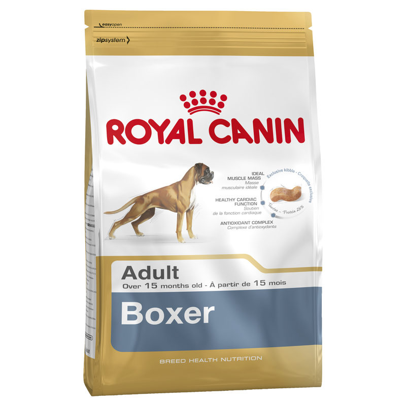 Royal Canin Breed Health Nutrition Boxer Adult 12kg 1
