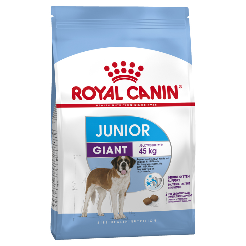 Royal Canin Size Health Nutrition Giant Junior 15kg 1